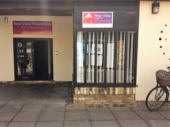 Letting agents in Cambridge new premises